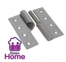 "3"""" Left Hand Rising Butt Hinge - 75mm"