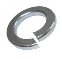 M2 SPRING COIL WASHERS STAINLESS STEEL A2
