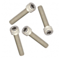 M2 X 6 SOCKET CAP SCREW A2 STAINLESS STEEL (304)