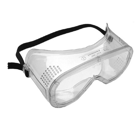 Keep Safe Impact Direct Vent Safety Goggle