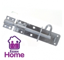 "8"" Brenton Pad lock bolt Padbolt 200mm - Galvanised"