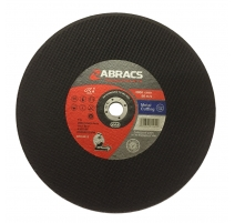 "Sait 350 x 2.8 x 25.4mm Flat Metal Cutting Disc 14"" - 10 Pack"