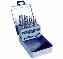 Dart 21 Piece Imperial HSS Ground Twist Drill Set