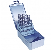 Dart 29 Piece Imperial HSS Ground Twist Drill Set