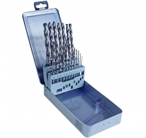 Dart 19 Piece Long Series HSS Twist Drill Set